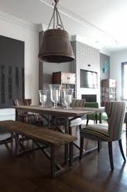 Home Design  Outstanding Industrial Style Dining Furniture Cool Industrial Look Dining Table