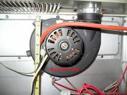 furnace draft inducer motors click for larger image
