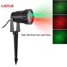 Laser Star Light Red Green Red Green Static Laser Star Light Christmas Projector