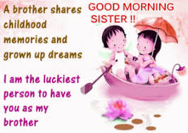 Sister Good Morning Quotes Best of Love Good Morning Quotes For Sister Hover Me