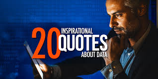 20 Inspirational Quotes About Data Ringlead