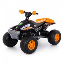 Детский <b>квадроцикл Полесье Molto Elite</b> 5, 12V черный