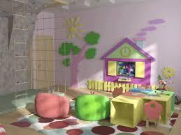 modern playroom furniture. modern kids furniture light and colorful playroom ideas