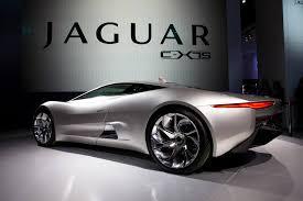 2019 2020 jaguar cx75 rear view