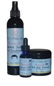 Beaucoup Hair Herbal Hair System For Men Hair Loss System
