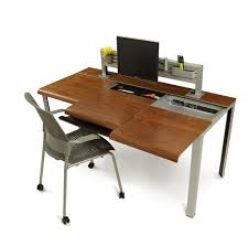 Computer desk office Front Innovative Office Computer Desks Slimdesk Slimdesk Wiproo Top 10 Best Innovative Office And Computer Desks Wiproo