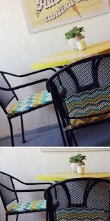 diy outdoor furniture cushions. DIY Chair Cushions Diy Outdoor Furniture