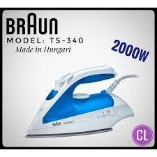 Bàn ủi hơi nước Braun TS340 (Hàng chính hãng)