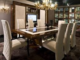 dining room white leather dining chairs offering luxury in cool way traba astounding with arms modern