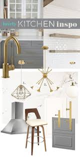 ikea kitchen lighting ideas. ikea kitchen design inspiration mood board diy brushed brass grey and ikea lighting ideas