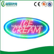 full image for sign lighting business solar led outdoor linear