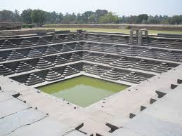 Image result for water tank hampi