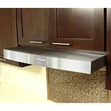 ductless range hood under cabinet. Ductless Range Hood Slim Under Cabinet On