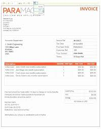 Purchase Invoice Format Awesome Sales Invoice Templates 27 Examples ...