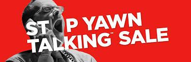 mattress firm ad. Mattress Firm - Stop Yawn Talking Sale Ad P