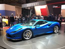 It makes the exhilarating performance of the best 8. Ferrari F8 Tributo In Blu Corsa Page 1 Line 17qq Com