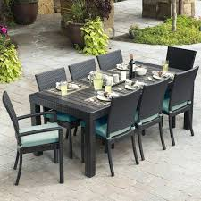outdoor table and chairs. Outdoor Table And Chairs Set Dining With 8 Round Sets