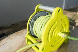 how to fix a garden hose reel