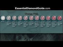 Pink Diamond Clarity Chart 02 2 Pink Diamond Chart Showing Gia Grading Descriptions