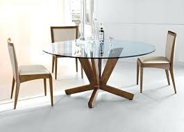 rectangular glass dining table wood base large size of glass dining table set for 4 round