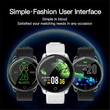 <b>Fashion</b> Sports <b>Smart Watch KY99</b> Heart Rate Blood Pressure ...
