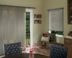 Door Window Cover Kitchen Cool Window Treatments For Sliding Glass Doors Window