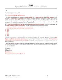 Email Cover Letter 69 Images 8 Sample Of Application Letter For