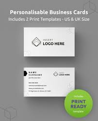 Templates For Logo Business Card Download Templates Editable Print Ready Pdf