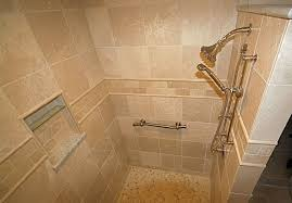 Creativity Master Bathroom Showers Without Doors Walkin Shower D Throughout Inspiration Decorating