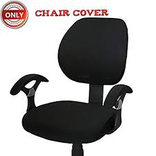 office chair covers. Simple Covers AB Crew Computer Office Chair Cover Pure Color Universal  Stretch Rotating  Intended Covers E