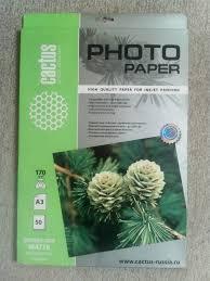 <b>Фотобумага</b> для принтеров — обзоры товаров от покупателей