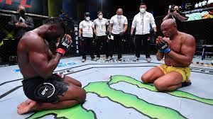 """I'm so sorry"""": Uriah Hall cries in ..."""