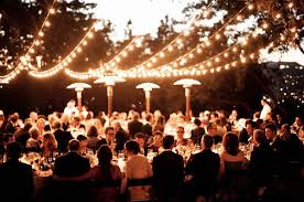 outside wedding lighting ideas. rustic wedding light ideas outside lighting