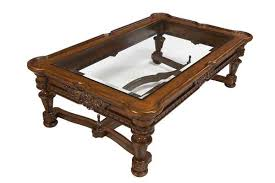 traditional coffee table designs. BT 086 Traditional Coffee Table In Cherry Finish Designs E