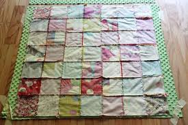 Daily Doily: DIY // Baby Quilt & Lay the quilt bottom fabric flat, right side up, being sure to smooth out  all the wrinkles. I like to tape mine to the floor. On top of that, lay the  quilt ... Adamdwight.com