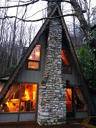Prefab A Frame House A Frame Cabin In Boone Nc Meltons Travel Pinterest Cabin