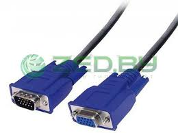 <b>Аксессуар TV-COM VGA M</b> to SVGA F 20m QCG122H-20M, цена ...