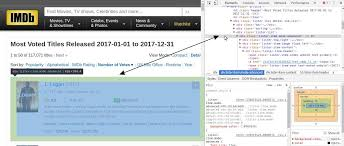 Tutorial: Web Scraping and BeautifulSoup – Dataquest
