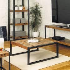 chic industrial furniture. industrial living room by big blu furniture chic n