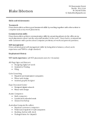 Gallery Of Blakes Resume Resume Team Work Authorization Letter
