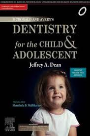 McDonald and Avery's Dentistry for the Child and Adolescent, 2nd South Asia  Edition %