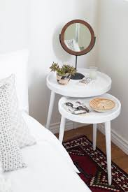 Small Bedroom Table 17 Best Ideas About Small Bedside Tables On Pinterest Night