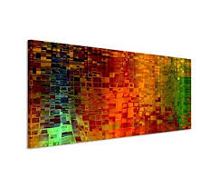 150 x 50 cm canvas art background abstract pixel red green yellow canvas wall art panoramic on red canvas wall art uk with 150 x 50 cm canvas art background abstract pixel red green yellow