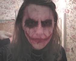 re batman joker 39 s make up