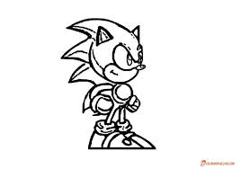 Sonic Blaze Coloring Pages Stunning Printable Stock Photos Hd