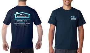 Contractor T Shirt Designs Able Final T Shirts Wire B Graphics Graphic Design And