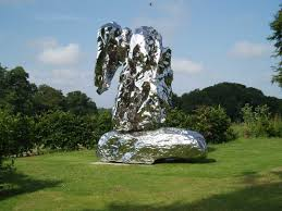 Rock Sculpture houghton hall kings lynn great britain lavish 18th century 7853 by xevi.us