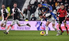 Juve-Parma, rivivi la MOVIOLA: manata di Gagliolo a Ronaldo ...