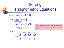 5 3 solving trig equations worksheet 2 answers tessshlo solving trigonometric equations solving trigonometric equations ppt