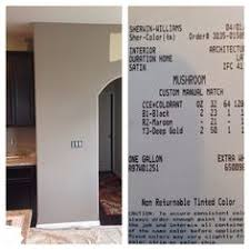 mushroom paint colorShades of Grey I Found The Perfect Smokey Grey Paint Color